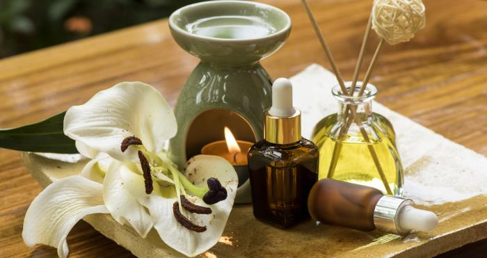aromatherapie - Alternativer Behandlungsansatz Aromatherapie