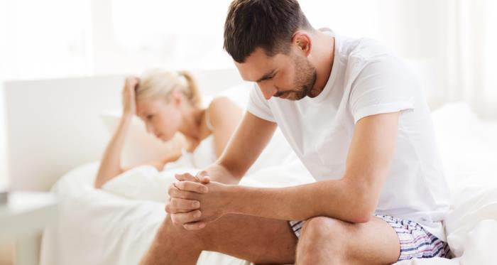 erektionsstoerungen - Problem vieler Männer - Erektionsstörungen