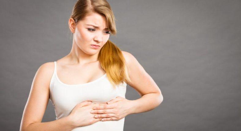 hormonbedingte brustschmerzen - Hormonbedingte Brustschmerzen bei der Frau