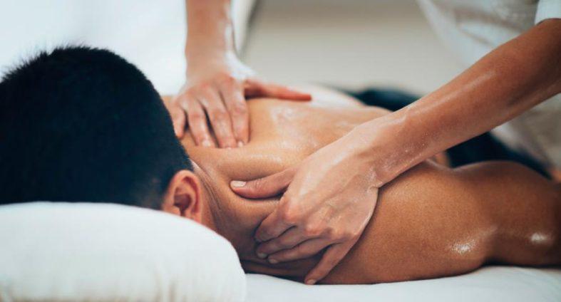 massage verwoehnen - Mit einer Massage den Körper verwöhnen