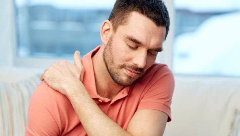 schulterschmerzen - Was tun bei Schulterschmerzen?