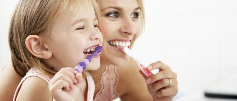 zaehneputzen zahnhygiene - Zähneputzen ist wichtige für die Zahnhygiene