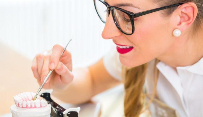 zahnzement - Zahnzement für gute Haftung