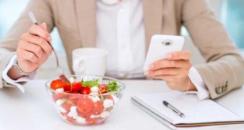 gesunde ernaehrung buero - Gesunde Ernährung während der Arbeit