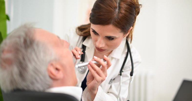 mandelentzuendung - Tonsillitis - Symptome der Mandelentzündung