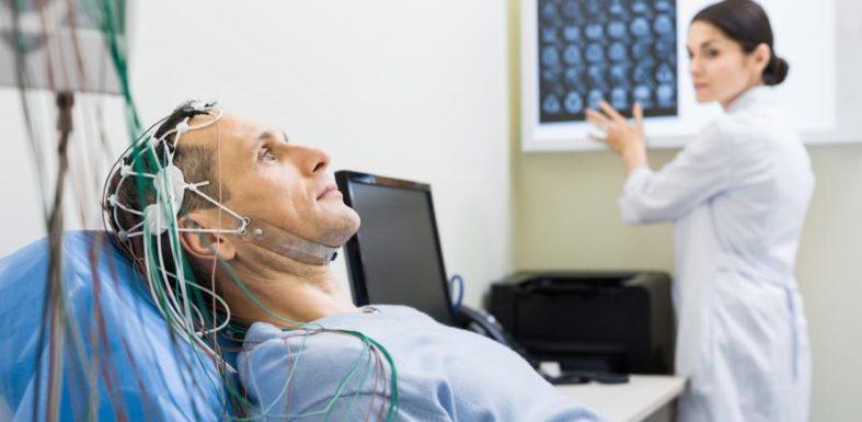 elektroenzephalografie - Elektroenzephalografie - Messung von Gehirnströmen