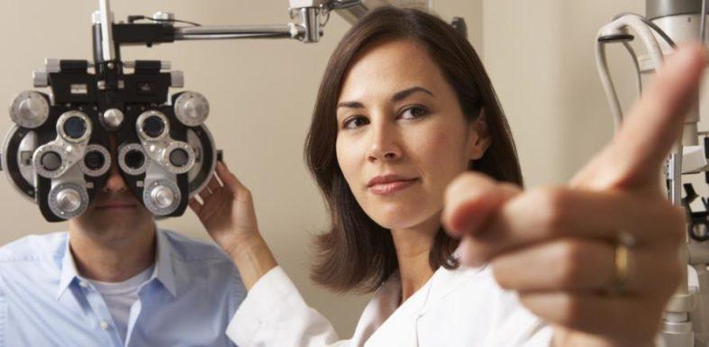 farbtest - Was ist ein Farbtest beim Augenarzt?