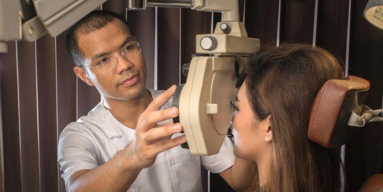 fluoreszenz angiographie - Fluoreszenz Angiografie - wie wird die Sehstörung behandelt?