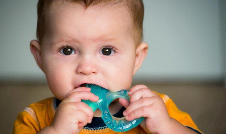 zahnungsprobleme - Zahnungsprobleme - Kühlung hilft beim Zahnen