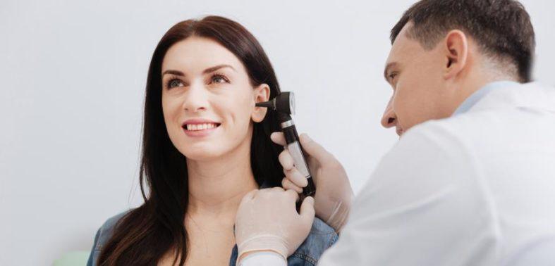 ohrenuntersuchung - Ohrenuntersuchung - Standard beim Ohrenarzt
