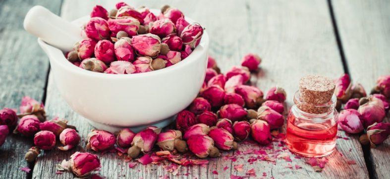 rosenoel - Rosenöl - betörender Duft mit Heilwirkung