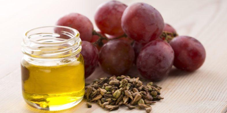 traubenkernoel - Traubenkernöl - beliebt in Küche, Kosmetik & Medizin