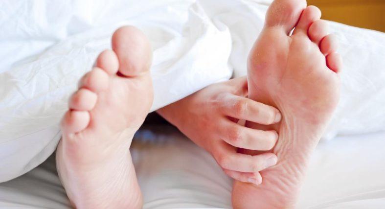 Symptome Fußpilz
