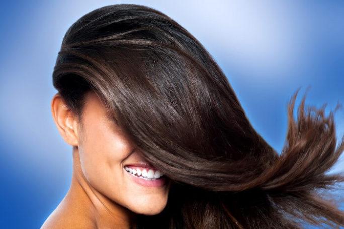 Gesunde Haarpflege