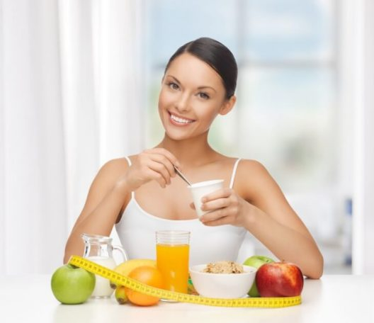 Gewicht verlieren mit Diäten