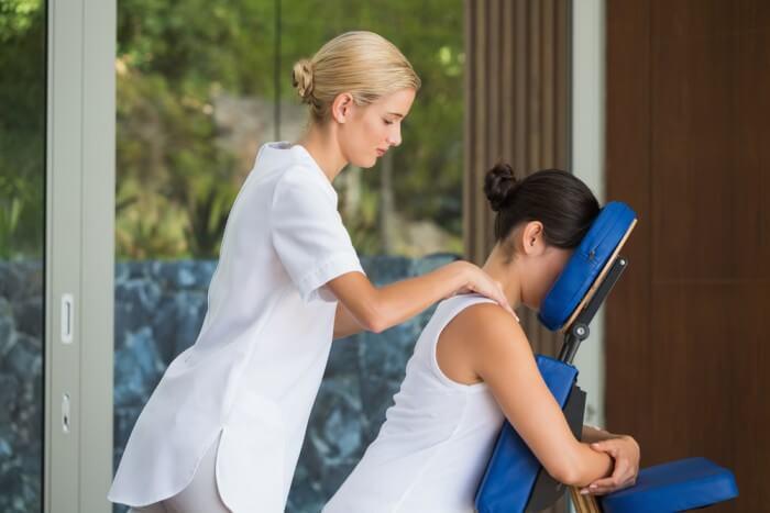 Massagebehandlung