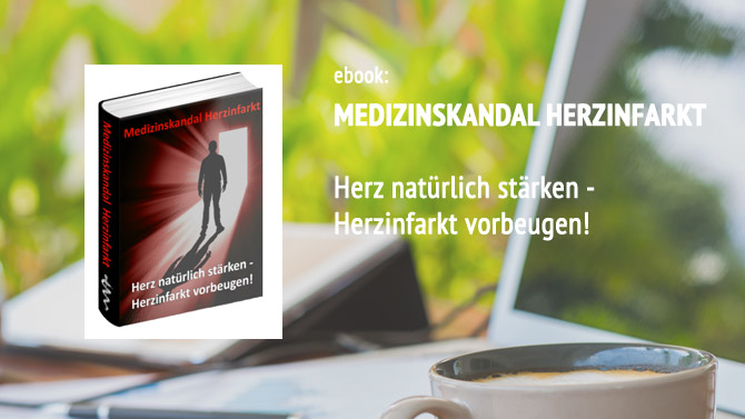 Buch: Medizinskandal Herzinfarkt
