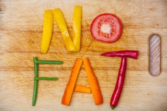 Abnehmen mit der Low-Fat-Diät