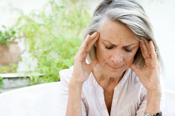 Permanente Kopfschmerzen