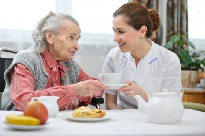 Pflegeheime