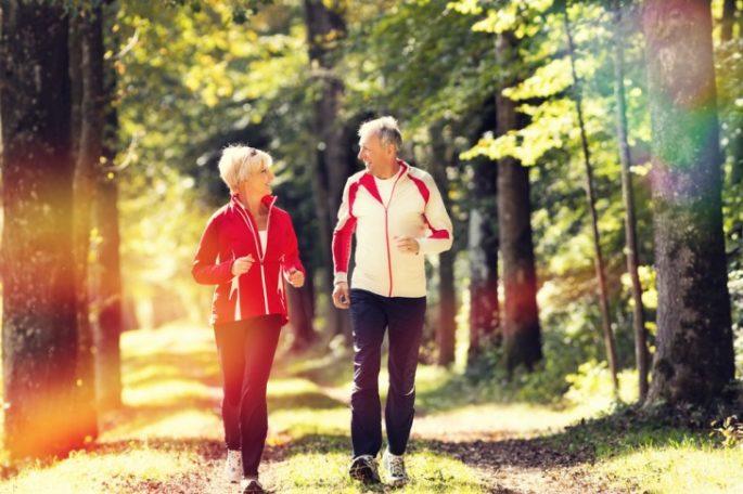 Sport ist gut für Herz-Kreislaufsystem