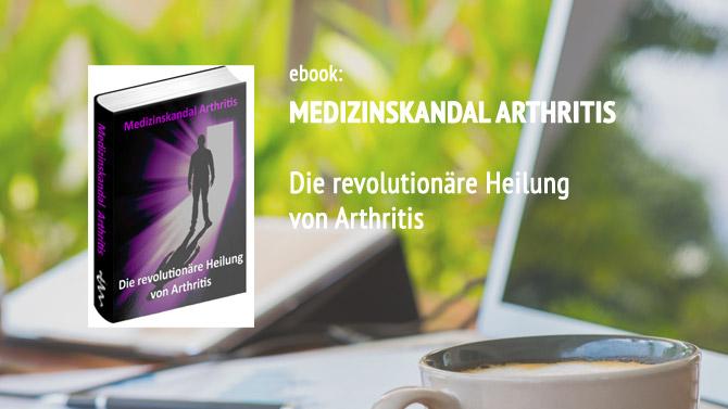 Buch über Arthritis