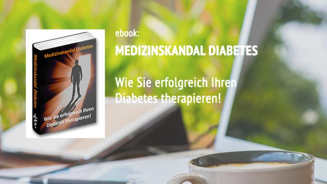 Buch: Medizinskandal Diabetes