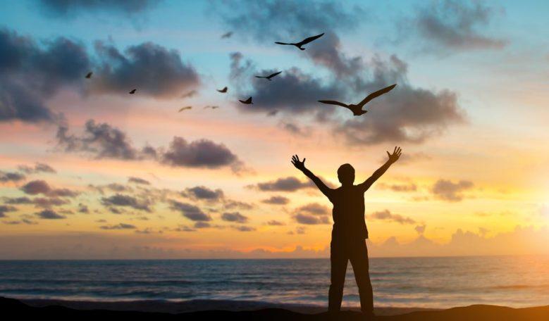 Zufiedenheit, Glück und Sinneerfüllung sind vernachlässigte Ziele unserer Gesundheit.