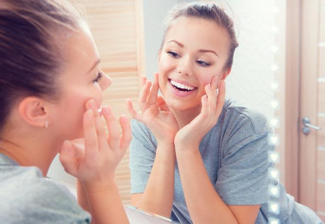 hautpflege - Akne und Co richtig behandeln
