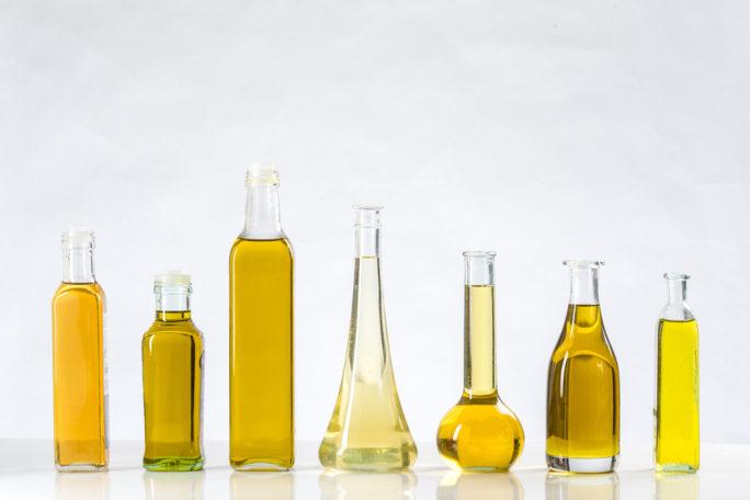 Heilende Pflanzenöle