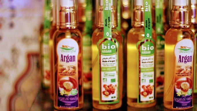 cropped arganoel - Arganöl - das marokkanische Gold
